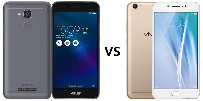 ASUS Zenfone 3 Max vs Vivo V5 Header