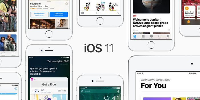iOS 11 Rumor Header