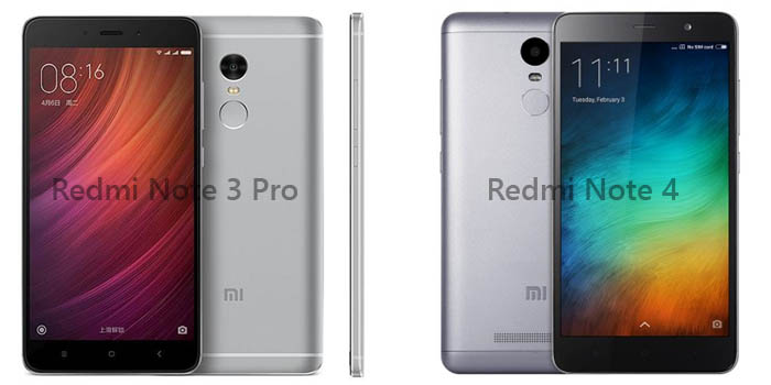 redmi note 3 pro vs redmi note 4 header
