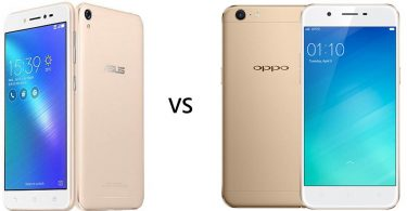 ASUS Zenfone Live vs OPPO A39 Feature