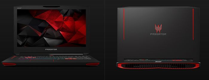 Acer Predator Desain