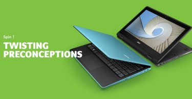 Acer Spin 1 Featured
