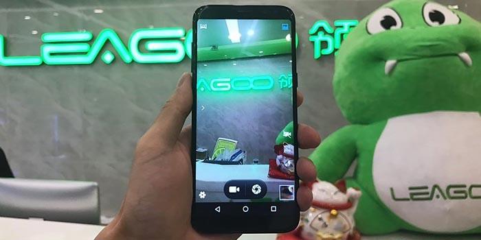 Leagoo KIICAA S8 Header