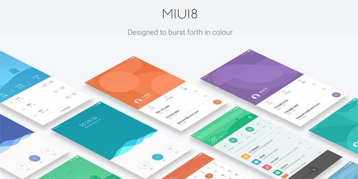 MIUI 8.2.9.0 Header