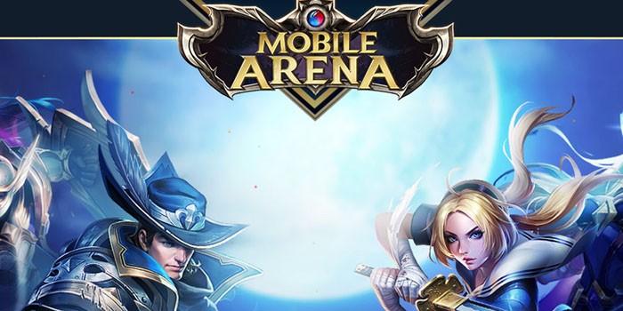 Download Garena Mobile Arena Header