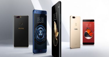 Nubia Z17 Feature