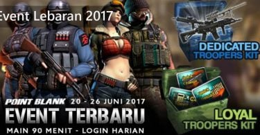 PB Garena Event Lebaran Feature