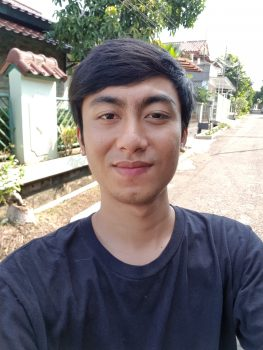 Review Samsung Galaxy S8 - Kamera - Selfie Biasa