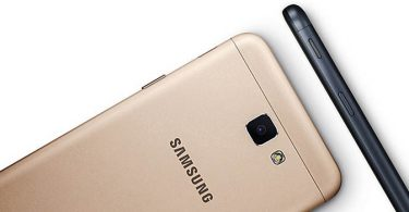 Samsung Galaxy J5 Prime Header