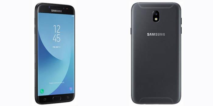 Samsung Galaxy J7 (2017) Header