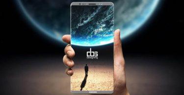 Samsung Galaxy Note 8 Emperor