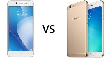 Vivo V5 Lite vs OPPO F1s Feature