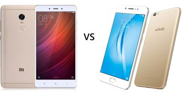 Vivo V5s vs Xiaomi Redmi Note 4 Feature