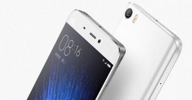Xiaomi Mi 5 Feature