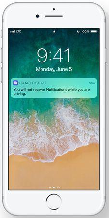 iOS 11 Notifikasi