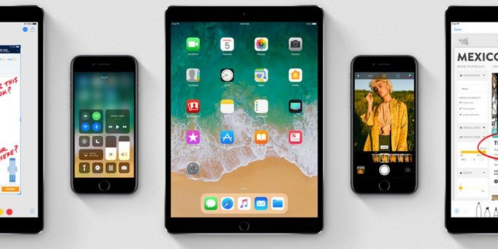 iPhone mendapatkan iOS 11 Supported Device
