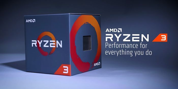 AMD Ryzen 3 Header
