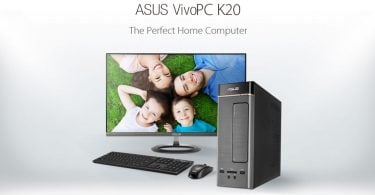 ASUS Vivo PC K20D Featured