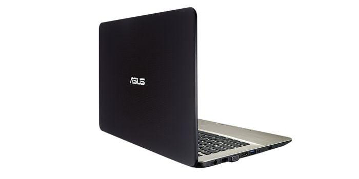 ASUS X455LA Desain