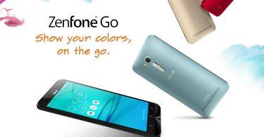 ASUS Zenfone Go Feature