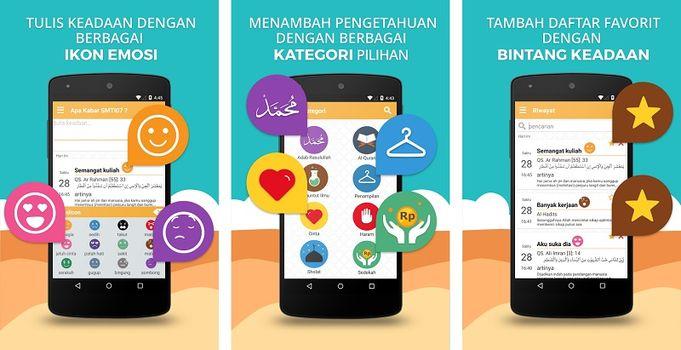 Aplikasi AhwalNote