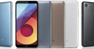 LG Q6 Feature