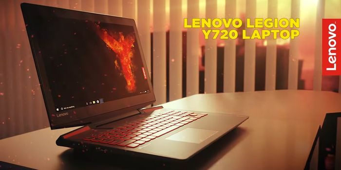 Lenovo Legion Y720 Header