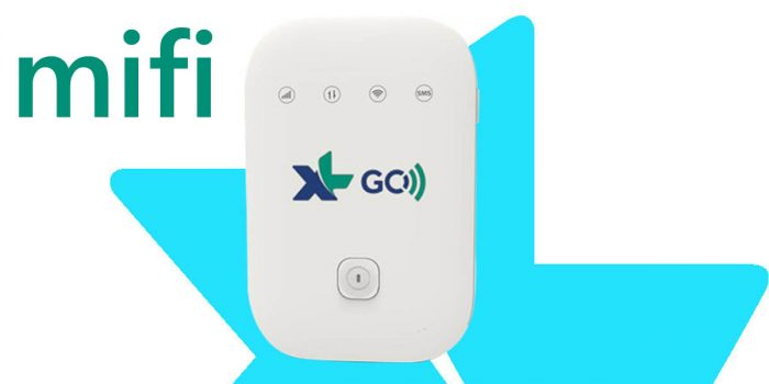 Cara Cek Kuota Mifi XL Go Feature