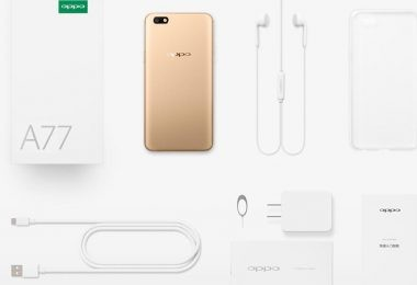 OPPO A77 Snapdragon 625 Feature
