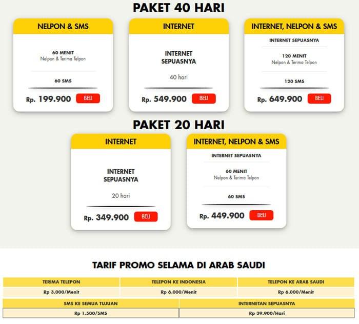 Promo Haji Paket 40 Hari