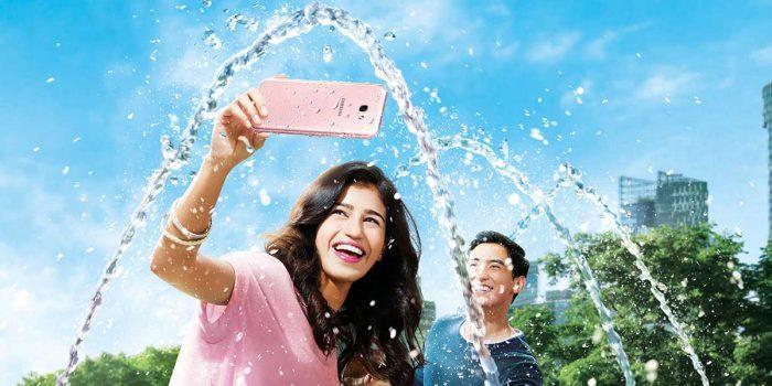 HP Samsung 5 Jutaan - Samsung Galaxy A7 2017