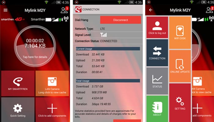 Smartfren Andromax Aplikasi