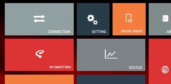 Smartfren Andromax Browser