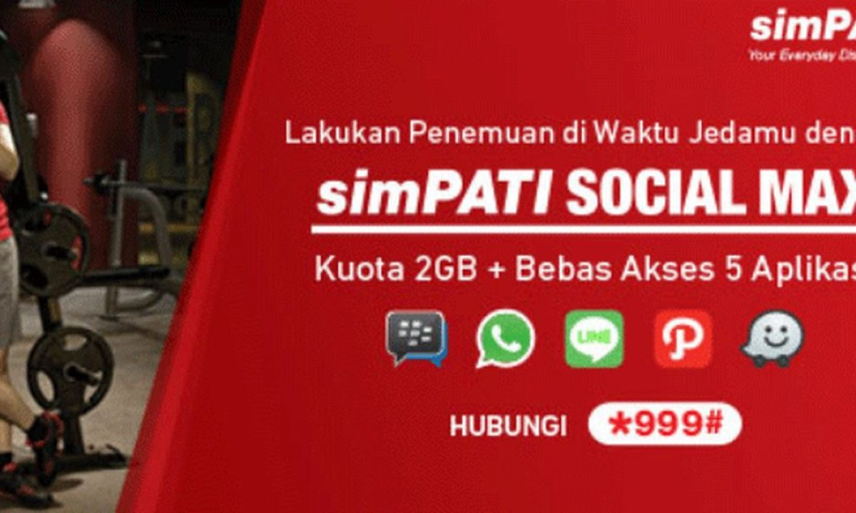 Paket Chat Telkomsel Harga Kuota Cara Daftar Menggunakan Gadgetren