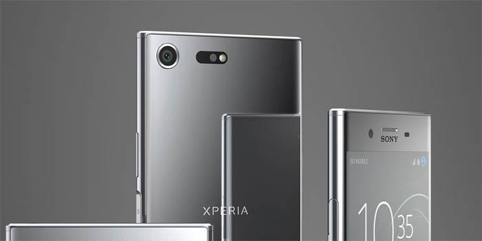 Sony Xperia XZ Header
