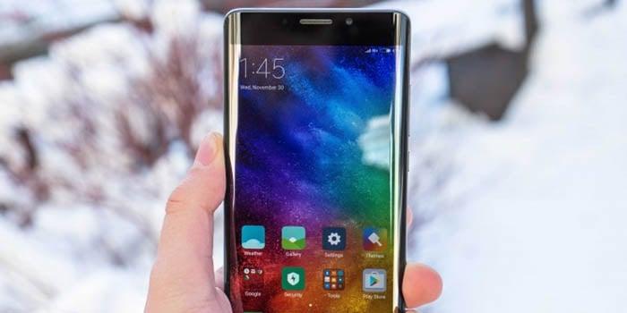 Xiaomi Mi Note 2 Special Edition Header