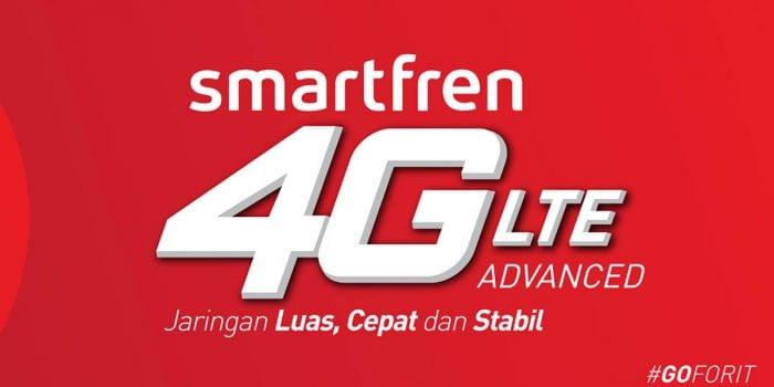 Pembagian Kuota Smartfren 16 GB Header