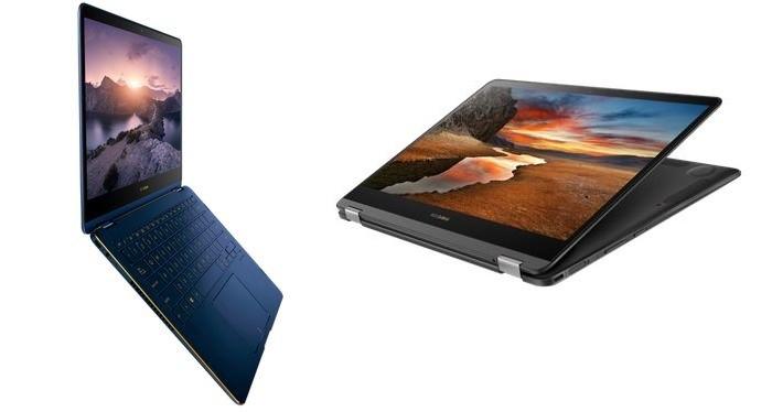 ASUS ZenBook Flip S Desain