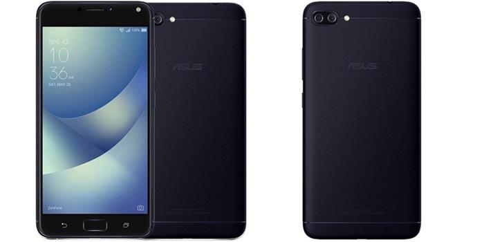 ASUS Zenfone 4 Max Pro Header