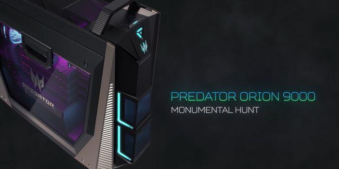 Acer Predator Orion 9000 Headers