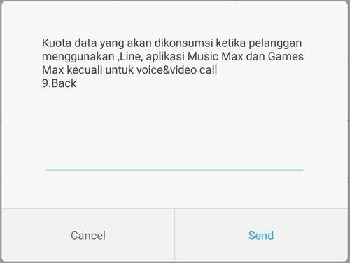 Pembagian aplikasi Youthmax Telkomsel