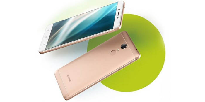 Coolpad Note 5 Lite C Header