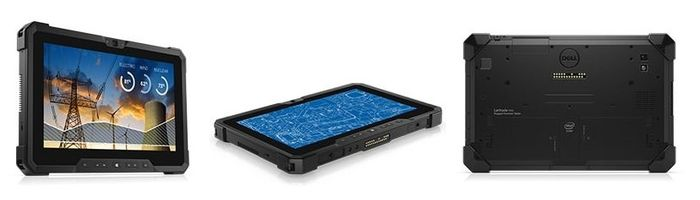 Dell Latitude 7212 Rugged Extreme Tablet Desain
