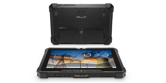 Dell Latitude 7212 Rugged Extreme Tablet Header
