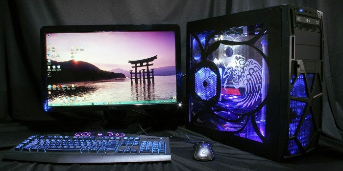 Rakit PC Gaming Murah Header