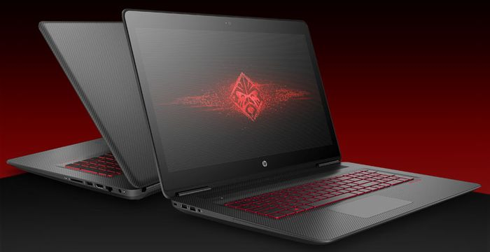 HP OMEN Laptop Desain 1