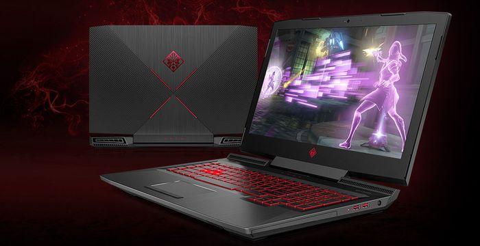 HP OMEN Laptop Desain 2