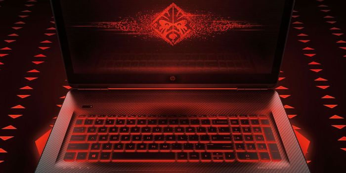 HP OMEN 15 Header