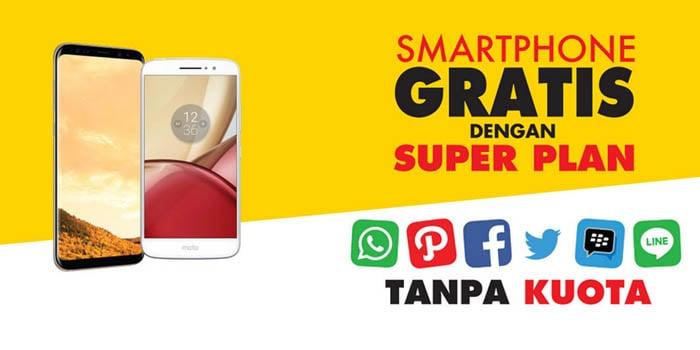 Indosat Super Plan Header