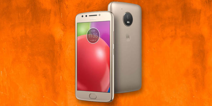 Moto E4 Feature
